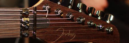 Musikmesse 2010 - Jaden Rose Guitars